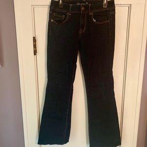 American Eagle original boot cut jeans